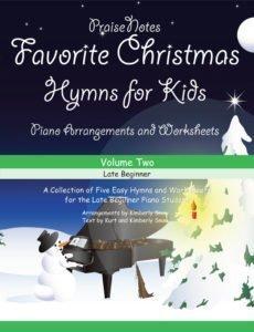 favorite christmas hymns for kids - volume 2