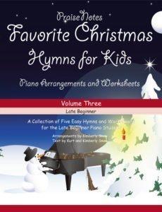 favorite hymns for kids volume 3