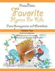 favorite hymns for kids volume 2