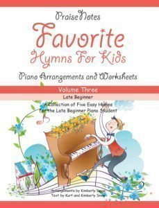 favorite hymns for kids volume 3