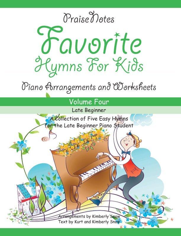 Favorite Hymns - Vol. 4