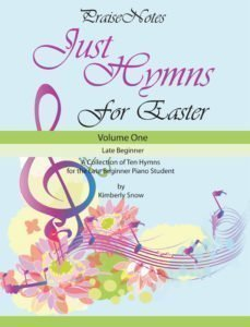 just hymns for easter - volume 1